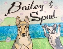 Spud and Bailey
