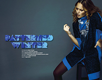 Patterned Winter @ ELEMENTS MAG