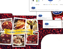 Ocean Spray Marketing Materials