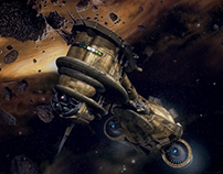 Star Ship Concept Dump