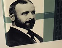 Typographical Book: Architect Louis Sullivan