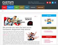 Custom Assignment Service