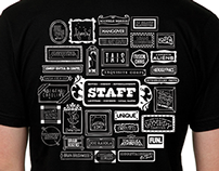 Unique Programs Staff Shirt