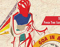 Cycling Goa - Posters