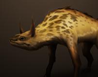 royal hyena