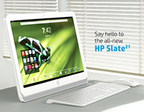 HP Slate 21 Product demo