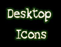 "Desktop ""Window"" Icon Collection"