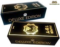 Deluxe edition #PapertoyPlusApparel