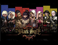 BlackSun for Kakao