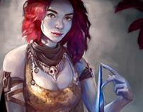 Sorceress + WIPs
