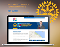 Rotary - New Generations Conference