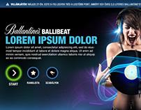 BalliBeat - Ballantine's