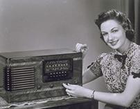 Radio Rstore i Pad Air