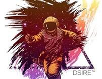 DSIRE Astronaut