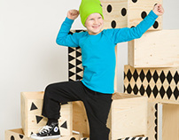 Metsola - Pupu Tupuna Kids Fashion Collection