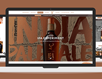 Glenfiddich.com - New Product Pages