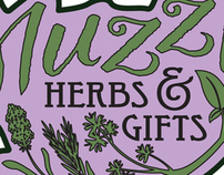 Muzzy's Herbs & Gifts Projects