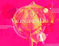 valentine`s day!