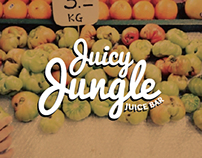 Juicy Jungle Visual Identity