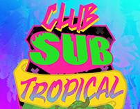 identidad, grafica y videos de Club Subtropical