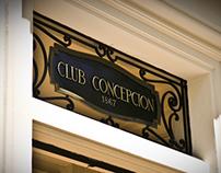 Web Club Concepción, Chile