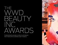 WWD Beauty Inc Award Issue