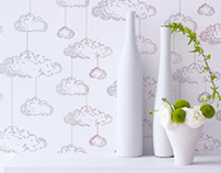 Fairy clouds pattern