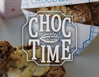 """CHOC TIME"" - Branding & Packaging"
