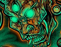 666handed Demon
