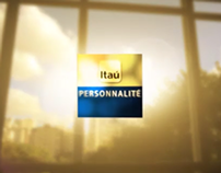 Itaú Personnalité - Interactive welcome video