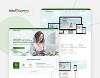 Corporate Website for an Online Marketing Agency