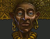 Inca Priest (b-version)
