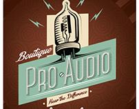 Boutique Pro Audio