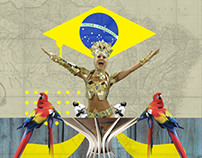 Braziliant! - image mock ups