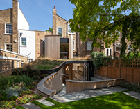 De Beauvoir Road, Scott Architects