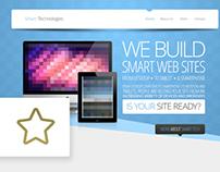 PREMIUM: Onepage Website Template