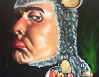 primer premio Monzón festival arte urbano