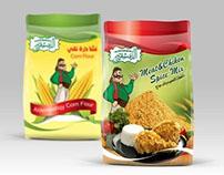 Corn flour & Spice Mix
