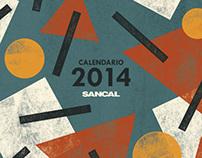 Sancal 2014 Calendar