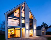 Highlands Road, Christian Froggatt Architects