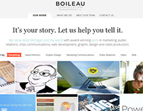 Boileau Communications Website