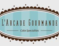 Branding - cake
