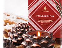 THYMES: FRASIER FIR FRAGRANCE
