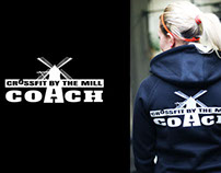 CrossFit By The Mill - Coach Shirts