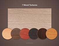 Wood Textures (Freebie)