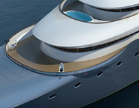 Mobius - 65m Super Yacht