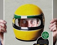 Senna F1 exposition