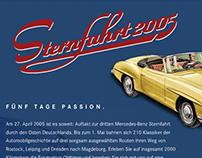 Mercedes Benz - Sternfahrt 2005