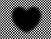 Op'art Hearts