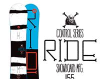 2013 Snowboard Graphics